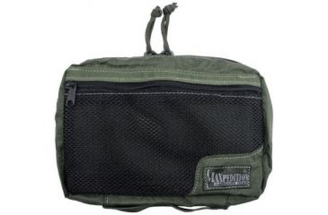 Maxpedition Individual First Aid Pouch - Foliage green 0329F