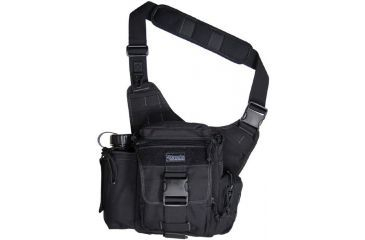 Maxpedition Jumbo Versipack Sling Pack - Black 0412B
