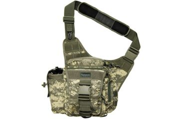 Maxpedition Jumbo Versipack Sling Pack - Digital Foliage Camo 0412DFC