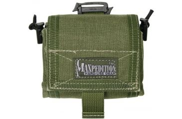 Maxpedition Mega RollyPoly Folding Dump Pouch - OD Green 0209G