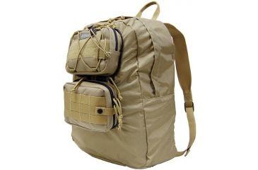 Maxpedition Merlin Folding Backpack - Khaki 0454K