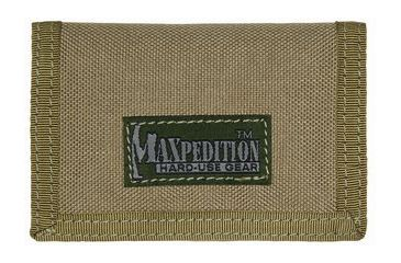 Maxpedition Micro Wallet - Khaki 0218K
