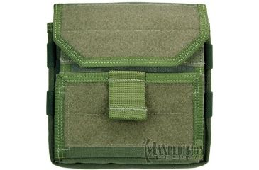 Maxpedition Monkey Combat Admin Pouch - OD Green 9811G