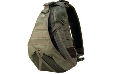 Maxpedition Monsoon Gearslinger Backpack - Foliage Green 0410F