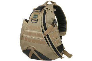 Maxpedition Monsoon Gearslinger Backpack - Khaki 0410K