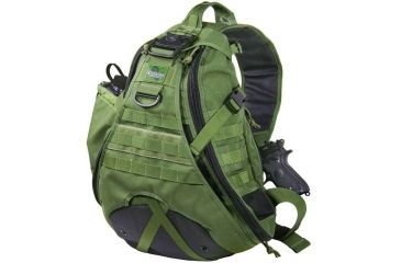Maxpedition Monsoon Gearslinger Backpack - OD Green 0410G