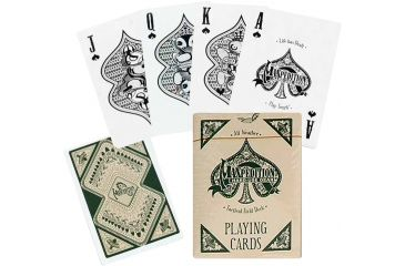 1-Maxpedition Tactical Field Deck of Playing Cards - PROMO