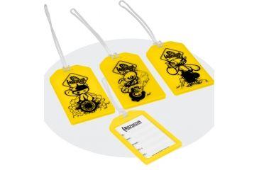 1-Maxpedition Designer Luggage Tag