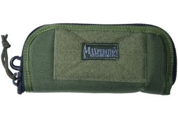 Maxpedition R-7 Tactical Pouch - OD Green 1462G