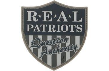 Maxpedition Real Patriots Patch, SWAT RPQAS