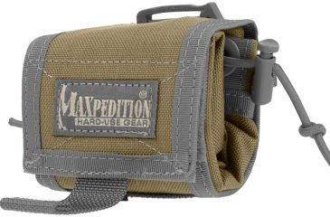 Maxpedition RollyPolly Folding Dump Pouch, Khaki-Foliage 0208KF
