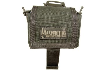 Maxpedition RollyPoly Folding Dump Pouch - Foliage Green 0208F