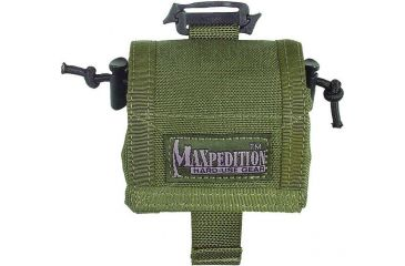 Maxpedition RollyPoly Folding Dump Pouch - OD Green 0208G