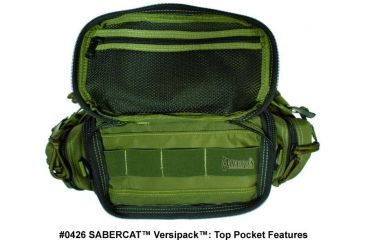 Maxpedition Sabercat Versipack Bag