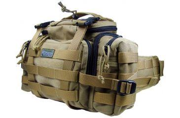 Maxpedition Sabercat Versipack Bag - Khaki 0426K