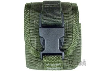 Maxpedition Single Frag Grenade Pouch - OD Green 1435G
