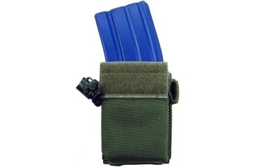 Maxpedition Single M4/M16 Shingle Pouch (Short) - OD Green 9823G