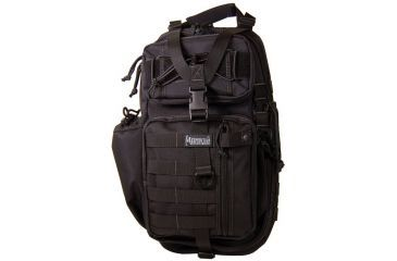 Maxpedition Sitka Gearslinger Backpack - Black 0431B