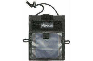 Maxpedition Traveler Passport / ID Carrier - Black 0801B