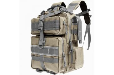 Maxpedition Typhoon Backpack, Khaki-Foliage 0529KF