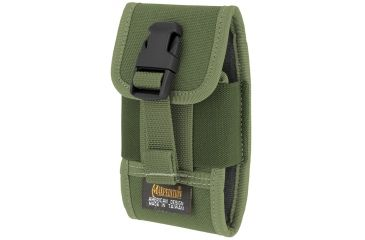 Maxpedition Vertical Smart Phone Holster, OD Green PT1022G