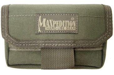 Maxpedition Volta Battery Pouch - Foliage Green 1809F
