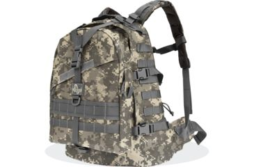 Maxpedition Vulture-II 3-Day Assault 2810 Cubic Inch Capacity Backpack - Digital Foliage Camo