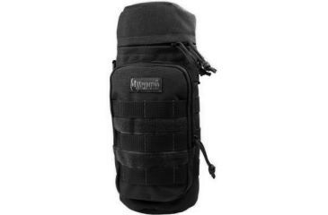 Maxpedition Water Bottle Holder Pouch 12x5 Black 0323b