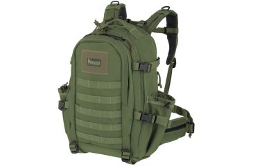 Maxpedition Zafar Internal Frame Pack, OD Green 9857G