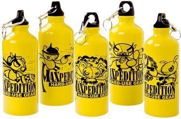 Maxpedition Hard-Use Gear - PROMO Designer Water Bottle