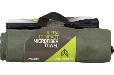 McNett Corporation Outgo Ultra Compact Microfiber Towe, 35in.x62in. MCN68135