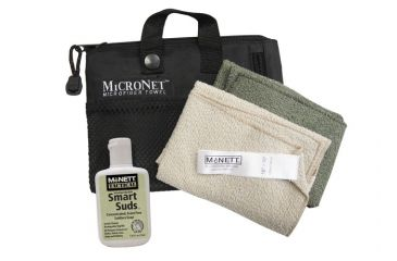 McNett Microfiber Wash Cloth Kit 159296