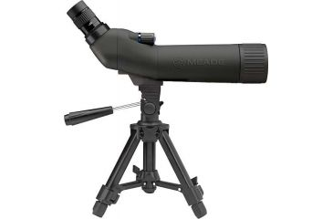 Meade Condor 50mm 12x-36x Spotting Scope - Watreproof Spotting Scope w/ Hard & Soft Cases & Tripod - 81005