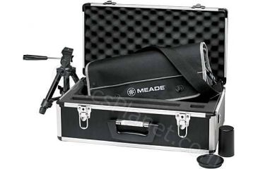 Meade Kestrel Spotting Scopes come w/ Hard & Soft Cases & Tabletop Tripod