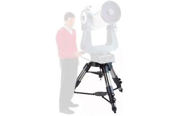 Meade 16'' Supergiant Field Tripod for 16'' LX200 GPS, for separate purchase 07018
