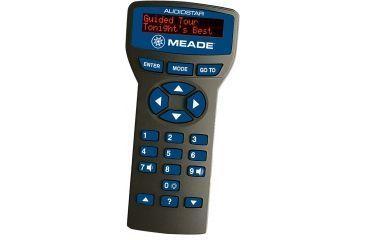 Meade Audiostar Telescope Control