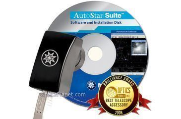 1-Meade Autostar Suite and Lunar Planetary Imager (LPI) Package - 04520