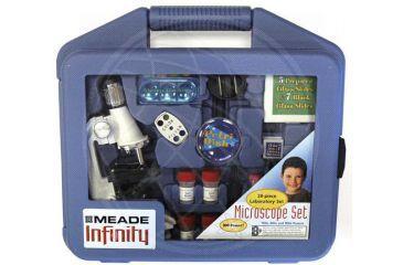 Meade Children's 28-piece Microscope Kit - 08019