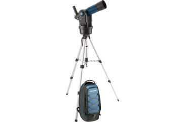 Meade ETX-80 AT-TC-BB Astro Telescope Autostar w/ Light Tripod, Backpack and No Case
