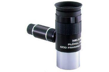 Meade Plossl 25mm Illuminated Reticle CCD Framing Ocular (1.25''), Wireless Model 07568