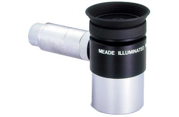 Meade MA 12mm Illuminated Reticle Eyepiece, 125in, wireless 7066