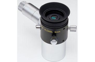 Meade Plossl 9mm Illuminated Reticle Eyepiece, 125in, wireless 7068