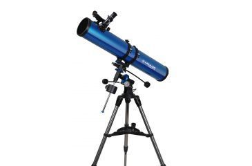 Meade Polaris 114mm German Equatorial Reflector Telescope 216004