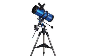 Meade Polaris 127mm German Equatorial Reflector Telescope 216005