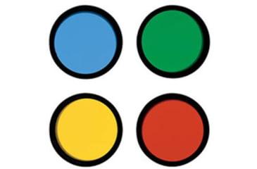 Meade Series 4000 Color Filter Set #1, #12, #23A, #58, #80A 7530