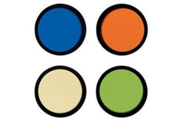 Meade Series 4000 Color Filter Set #3, #8, #21, #38A, #56 7528