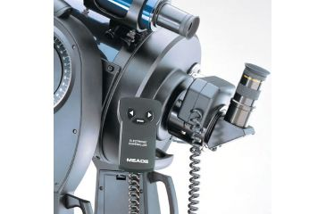 Meade #1209 Zero Image-Shift Microfocuser 07079 for all Schmidt-Cassegrain Telescopes models,