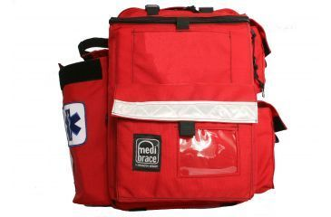 Medi Brace Basic Life Support Backpack BK1