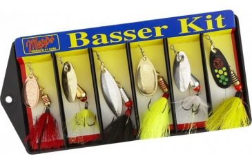 Mepps Basser Kit Dressed 555540