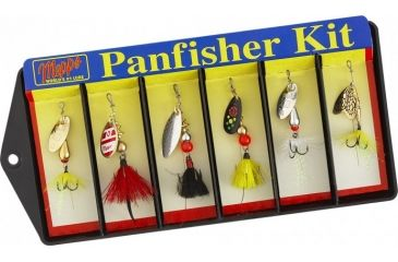 Mepps Panfisher Kit - Dressed Lure Assortment 187799